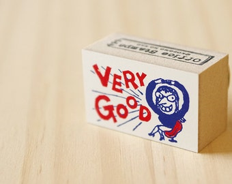 Lovely office rubber stamps -  Very good - Small size