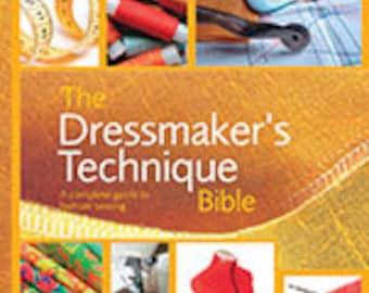 The Dressmaker's Technique BOOK - Lorna Knight