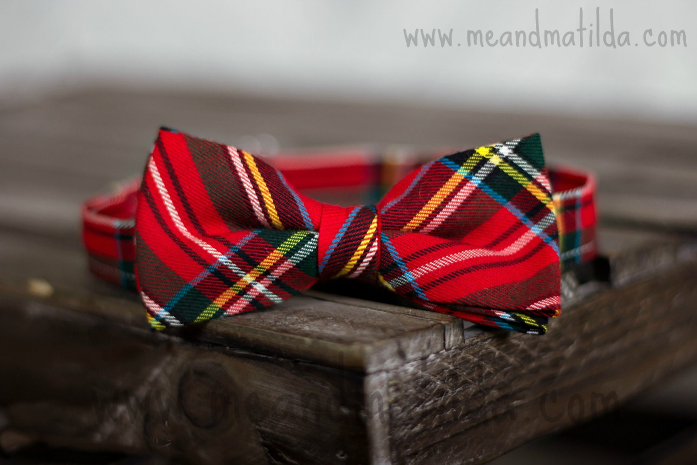 Toddler Christmas Bow Ties