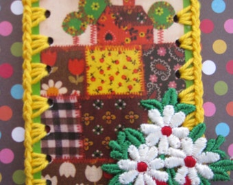 Vintage Playing Card Book Mark / Ornament / Gift Tag -  Patchwork Home