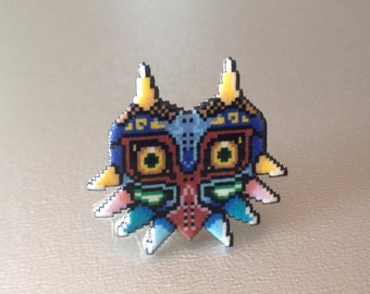 majora's mask - legend of zelda pin