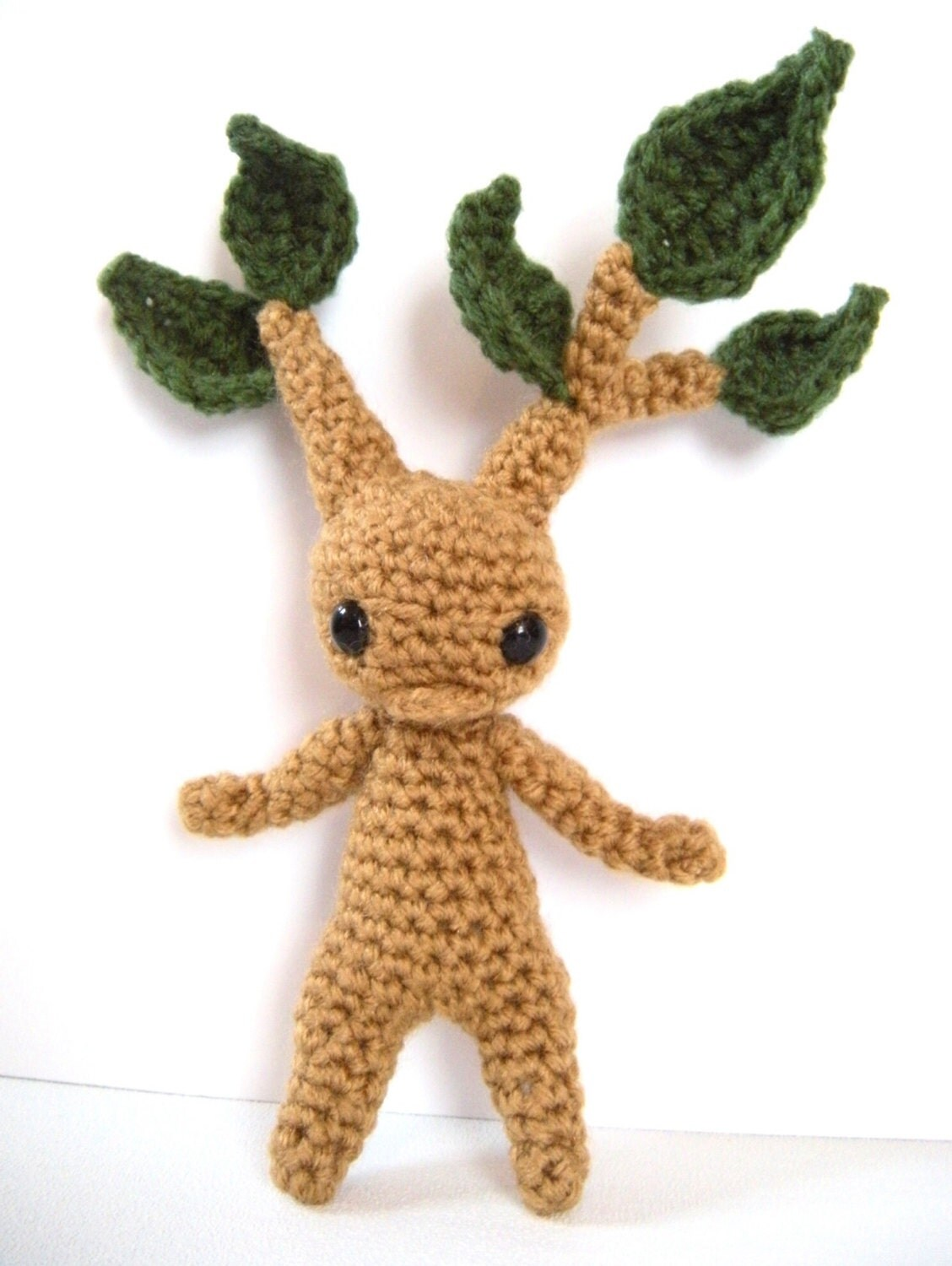 Amigurumi Mandrake : Mandrake Amigurumi Mandrake Crochet Root Harry Potter Baby