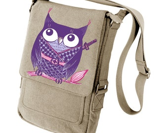 Ninja Owl Military Style iPad Bag