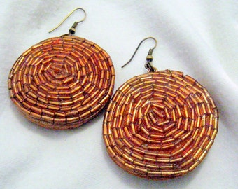 Luxury  Gourd Earrings