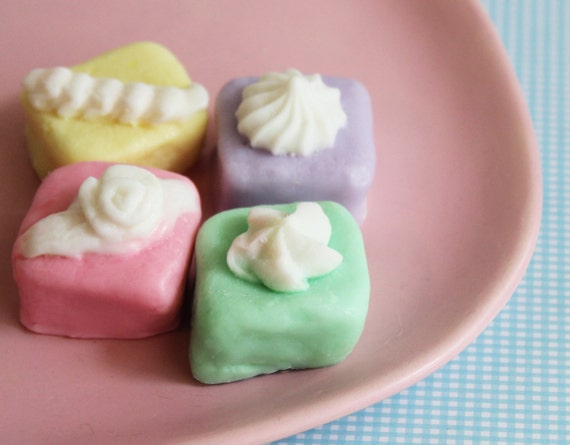 SALE--Delicious Petit Fours--LAST ONE