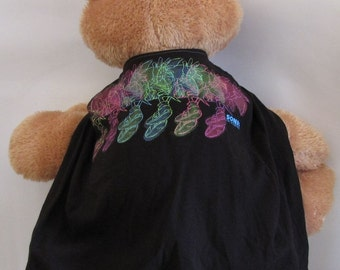 Child Apron or Cape: Sonic the Hedgehog Handmade by Fashion Green T Bags