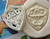 The Legend Of Zelda Shield Cookie Cutter / Made From Biodegradable Material / Brand New / Party Favor Kids Birthday Baby Shower Cake Topper