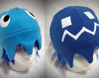 Reversible Pacman Ghost Hat