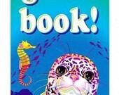 Lisa Frank Rainbow Reef Bookmark Teacher Reward Motivational RARE