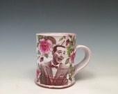 Pee Wee Herman Icon Mug