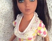 """pinky promise~Pretty fashion set for 19"""" Ideal Tiffany Taylor or Magic Hair Crissy doll"""