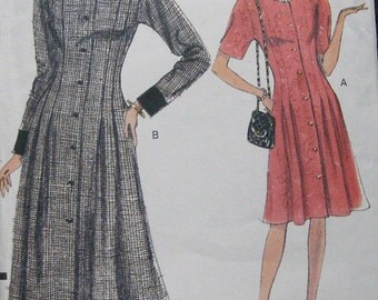 Vogue Very Easy Dress Pattern 7827