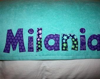 Personalized Towel Multi-Fabric