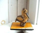 Vintage Pelican Figurine