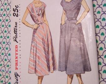 simplicity one piece dress pattern