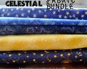Celestial Theme Fabric Bundle Stash Builder
