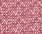 Clearance 1 yard Dear Stella FLANNEL Oh Happy Day F252 Magenta Modern Fabric