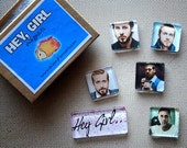 Hey Girl Magnet Set