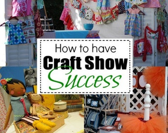 Inside Secrets to Craft Show Success - eBook