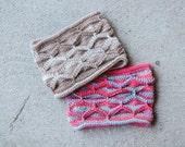 Crochet Cowl Pattern - Tamara Cowl