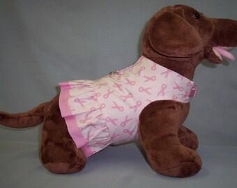 HARNESS DRESS Breast Cancer Awareness