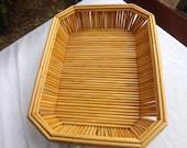 FREE SHIPPING bamboo tray (Vault B3)