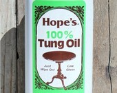 Sweet Pickins Tung Oil