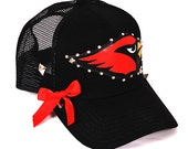 Cardinals Girly Sports Snapback