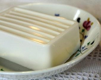 Shea Butter Soap Sugar Cookies, Holiday Soap, Winter Soap, Christmas Soap, Vegan Soap, colorant free, organic soap