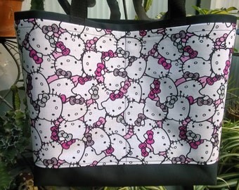 Hello Kitty #1 Shopping Bag
