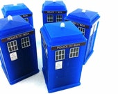Doctor Who Inspired Police Box Soap, Very Limited Stock