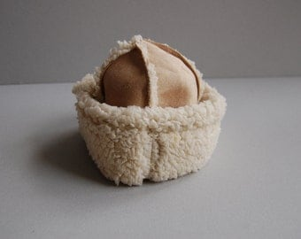 Sherpa Fleece Hat