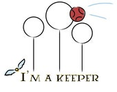 Kids I'm a Keeper Tee Shirt