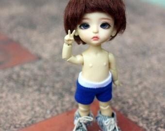 A081-Shorts for Lati Yellow / Pukifee