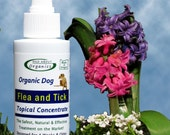 Dog Flea and Tick  Topical Concentrate Treatment 2oz