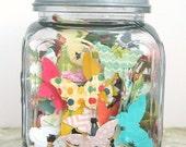 Paper Butterflies, Paper Goods, Butterfly Punchies, Confetti, Journaling, Paper Embellishment, Project Life Paper Butterflies - BEST SELLER