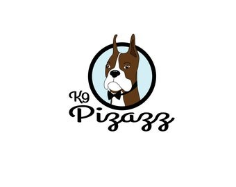 Custom  Business Logo Design - Custom Pet Logo Illustration - Custom Dog Logo