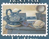 RESERVED LISTING - Sarah Stover