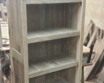 Your Custom Bookshelf with FREE SHIPPING