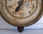 New York Antique Hanging Scale becomes Wall Art