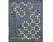 Chain Link quilt pattern