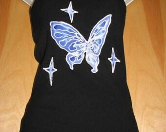 Night Butterfly Tank Top