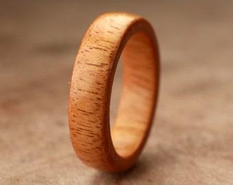 Size 6.25 - Osage Orange Wood Ring No. 64