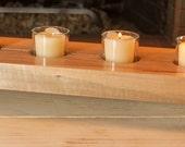 Table Centerpiece - 6 Votive Candle Holder