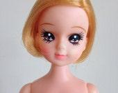 Takara Rie 1972 Vintage Licca sister doll