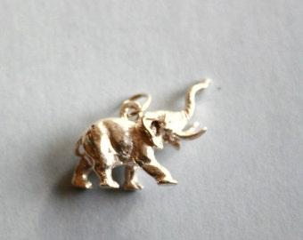STERLING //// silver elephant