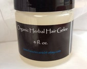 Organic Herbal Hair Gelee