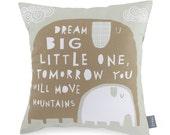 Dream Big Little One - Cushion (CUSH4)
