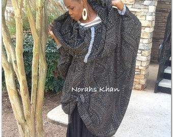 NK Infinity Collar Sweater