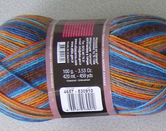 Alize Superwash Sock Yarn, 100g/459 yd, #4657